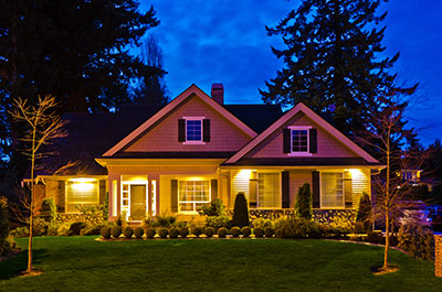 Bring the Outdoors to Life | Adding Exterior Accent Lighting ...