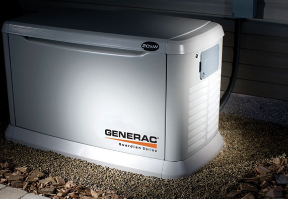 Ryan Electrical Solutions feature Generac Whole House Generators