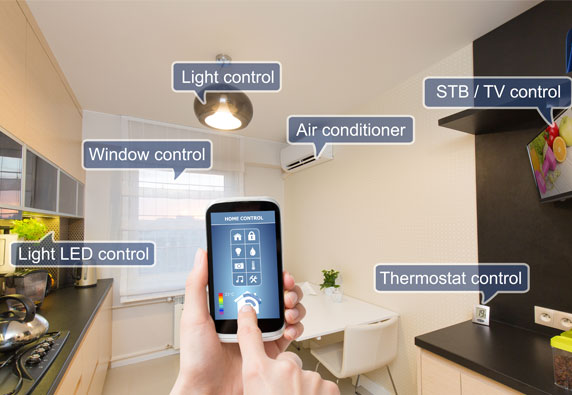 home automation smart home system springfield il