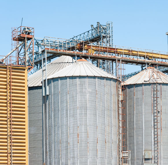 Commercial Grain Facilities